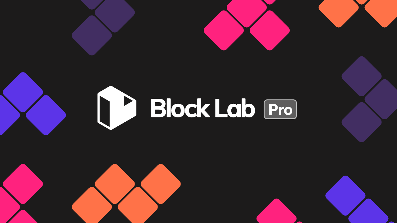 Welcome to Block Lab Pro